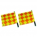 Referee assistant flags (2) 'Quadro I'